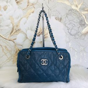 💖GREAT CONDITION💙AUTH CHANEL 31 RUE CAMBON BAG